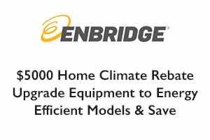 $5000 Home Climate Rebate